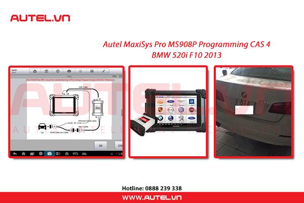 autel-maxisys-pro-ms908p-programming-cas4-bmw520i-1