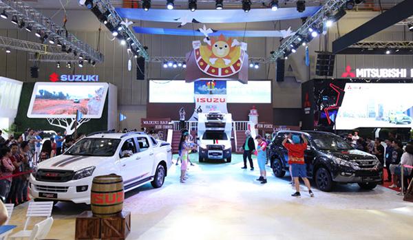 Vietnam Motor Show (VMS) 2017
