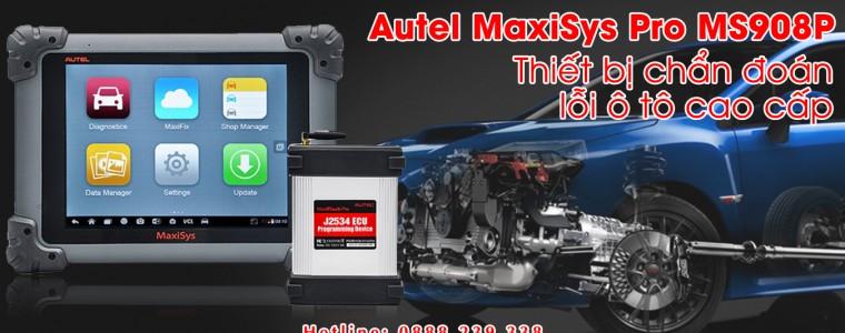 MaxiSys Pro MS908P