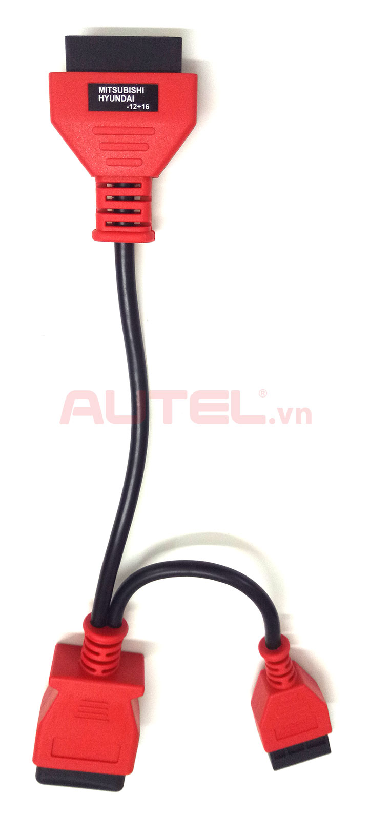 Đầu giắc kết nối Mitsubishi/Hyundai -12+16