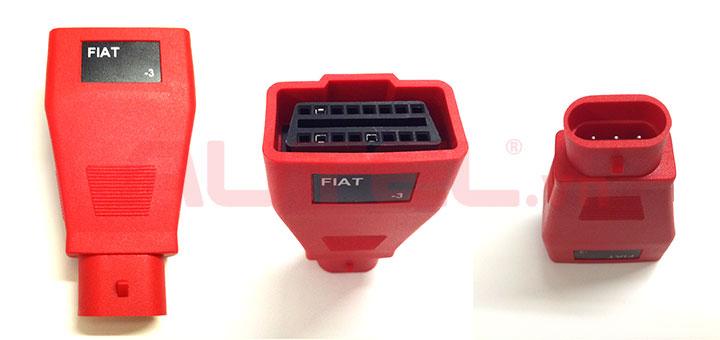 Đầu giắc kết nối FIAT -3