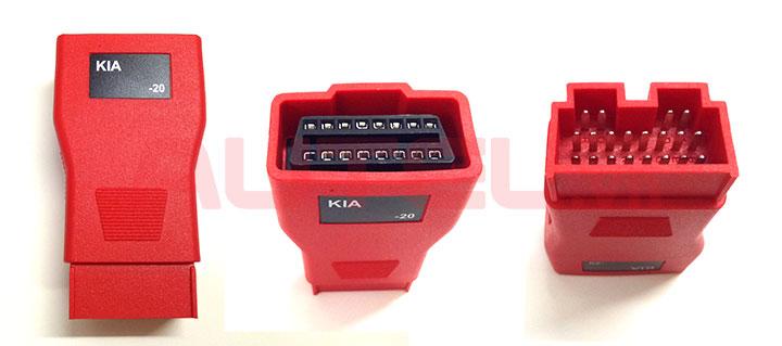Đầu giắc kết nối KIA -20