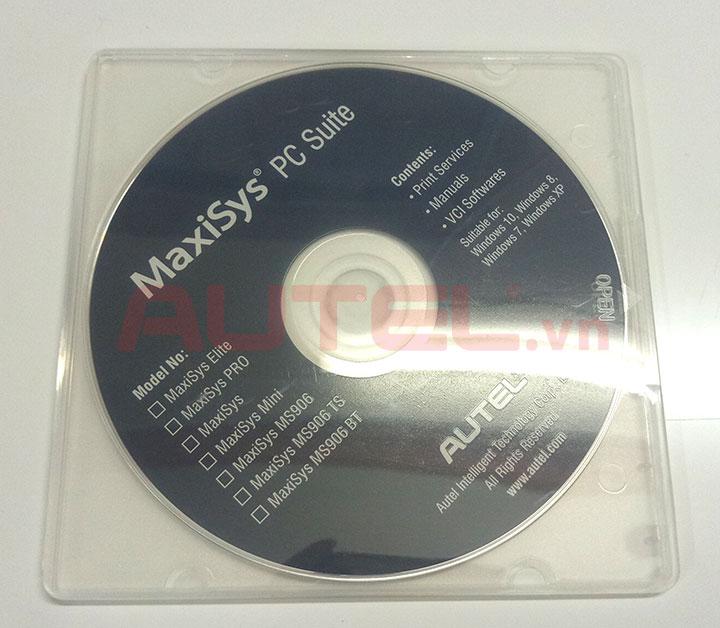 Đĩa CD cài đặt