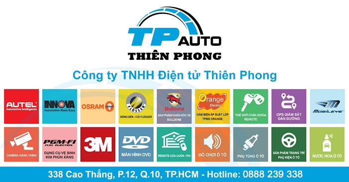 Giới thiệu về công ty TNHH Điện Tử Thiên Phong