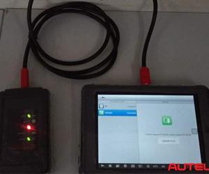 Hướng dẫn cập nhật thiết bị kết nối với xe VCI – phiên bản mới nhất V1.07.04