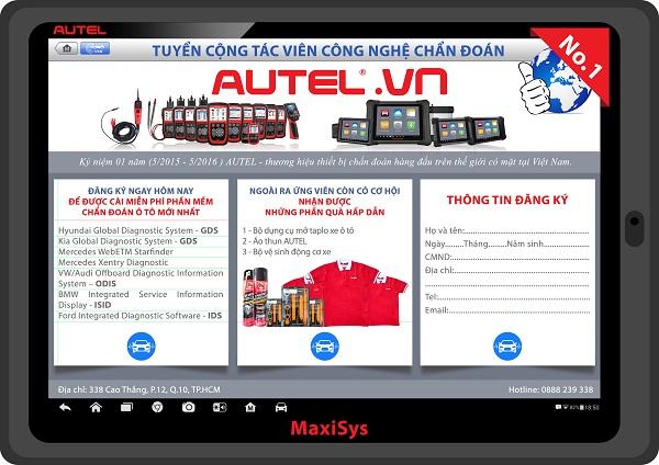flyer AUTEL SECC 1