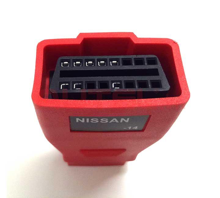 Đầu giắc Nissan – 14