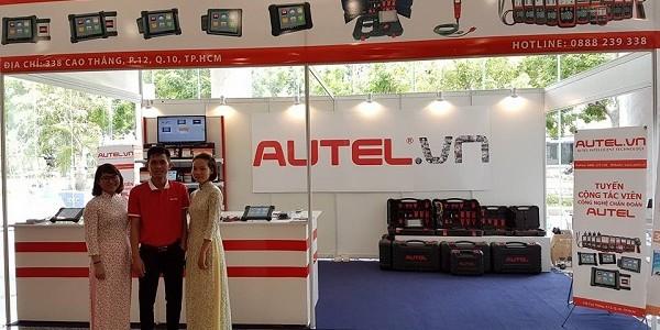 Autel MaxiSys – Cuộc cách mạng trong chẩn đoán ô tô