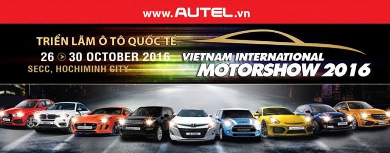 Triển lãm ô tô quốc tế Vietnam International Motor Show 2016
