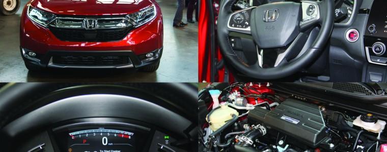 Trải nghiệm Honda CR-V 2017 động cơ 1.5 Turbo