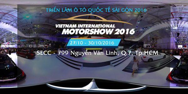 Thư mời tham gia triển lãm Vietnam International Motorshow 2016