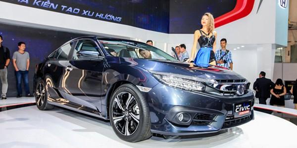 Cùng Autel.vn trải nghiệm Honda Civic Thế Hệ Mới Tại Việt Nam
