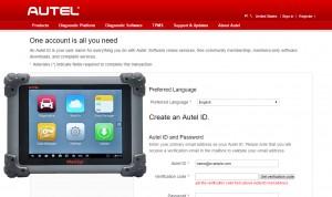 Video hướng dẫn kích hoạt máy chẩn đoán Autel MaxiSys