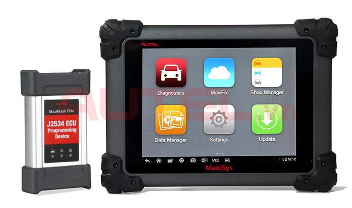 Máy đọc lỗi Autel MaxiSys Pro MS908P