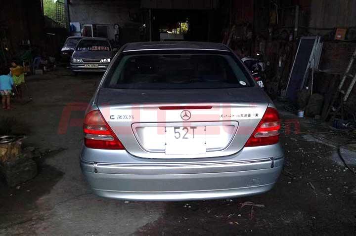 Autel MaxiSys Pro chẩn đoán lỗi ABS xe Mercedes C200 2005