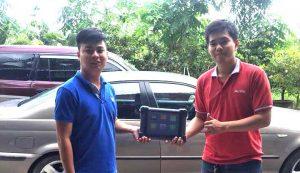 Bàn giao Autel MaxiSys Pro MS908P