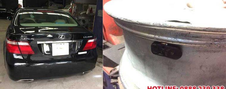 Cảm biến áp suất lốp Lexus LS460h