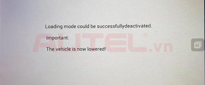 Cài đặt lại phuộc Audi A8L 2011 bằng Autel MS908P