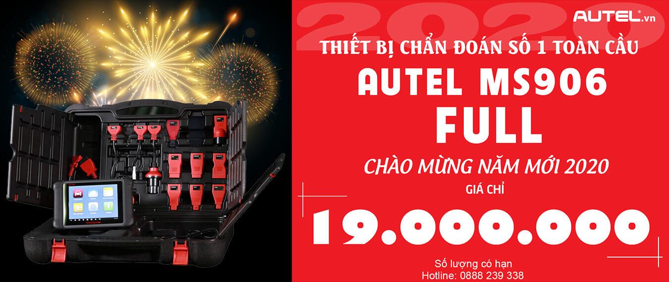 Autel MS908S giá chỉ 49tr